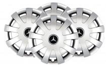 Колпаки R15 Mercedes (модель 309)  SKS с логотипом
