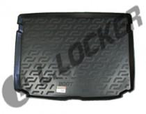 Коврик в багажник Audi A3 sportback 2013- полиуретановый L.Locker
