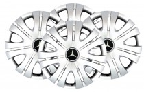 Колпаки R15 (модель 317) Mercedes SKS с логотипом