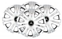 Колпаки R16 (модель 408) Mercedes  SKS с логотипом
