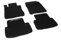 L.Locker Глубокие коврики в салон Honda Accord 2008-2013 полиуретановые