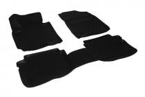 Глубокие коврики в салон Hyundai i20 2014- полиуретановые L.Locker