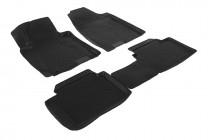 L.Locker Глубокие коврики в салон Hyundai i30 2012- полиуретановые