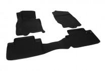 Глубокие коврики в салон Infiniti FX37/FX50/FX30D/QX70 полиуретановые L.Locker