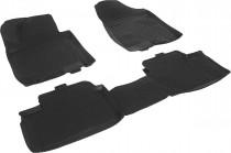 L.Locker Глубокие коврики в салон Kia Ceed 2013-