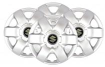 SKS с логотипом Колпаки R14 (модель 215) Suzuki