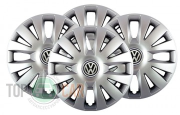 SKS с логотипом Колпаки R15 (модель 324) Volkswagen