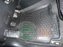 L.Locker Глубокие коврики в салон Mitsubishi Lancer 9 полиуретановые