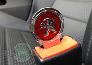 Заглушки ремней безопасности Peugeot