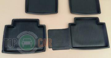 Глубокие резиновые коврики ВАЗ 2101-2107 LUX