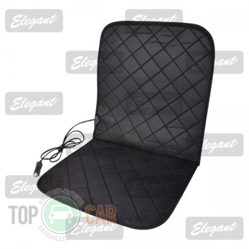 Elegant Накидка на сиденье с подогревом 12V 84*43 см