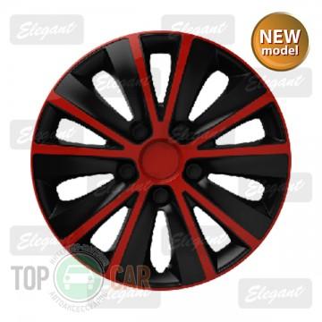 Колпак R14 RAPID red&black