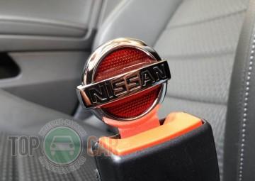 Заглушки ремней безопасности Nissan