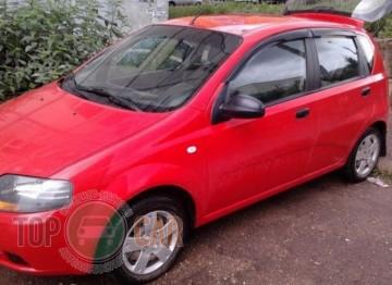 Chevrolet Aveo I Hb 5d 2003-2011
