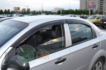 Chevrolet Aveo I Sd 2006-2010/ZAZ Vida