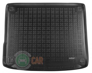 Rezaw-Plast Коврик в багажник VW Touareg 2010-2018 2х зонный климат
