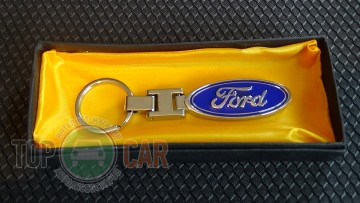 Брелок с логотипом Ford