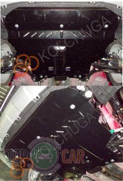 Кольчуга Защита двигателя Chery Tiggo 2 2016-