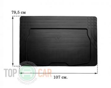 Stingray Резиновый коврик в багажник (размер XS 79,5см*107см)