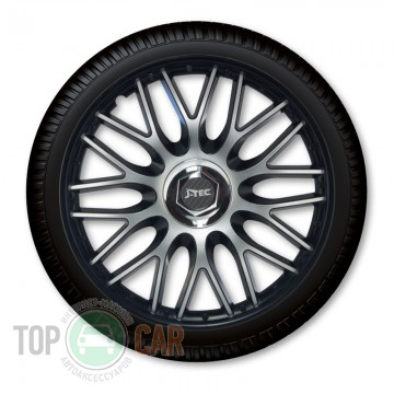 J-TEC (Jacky Auto Sport) Колпаки R14 Orden Black