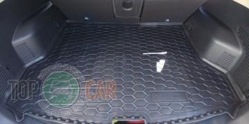 Avto Gumm Коврик багажника Nissan X-Trail T32 2016- полноразмерная запаска