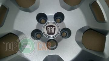 SKS с логотипом Колпаки R16 Fiat Doblo (под болты)