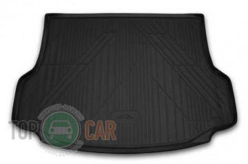Коврик в багажник Toyota Rav 4 2015- с докаткой