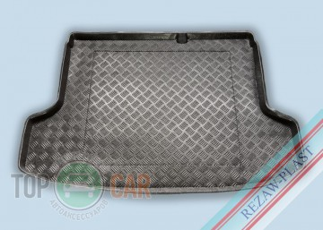 Коврик в багажник Kia Rio 2005-2011 Sedan полимерный