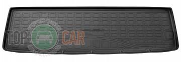 Коврик в багажник VW Transporter T5 Multivan короткая база