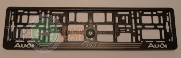 Carmotion Рамка под номерные знаки Audi
