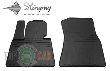 Stingray Коврики резиновые BMW X5 (G05) 2018- передние