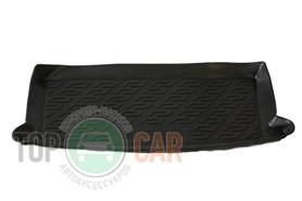 Коврик в багажник Chevrolet Aveo hatchback 2003-2012