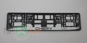 Carmotion Рамка под номерные знаки Chery