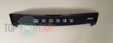 VT52 Дефлектор капота Ford Mondeo 2006-2010 короткий