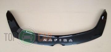 VT Дефлектор капота Opel Zafira С 2011-