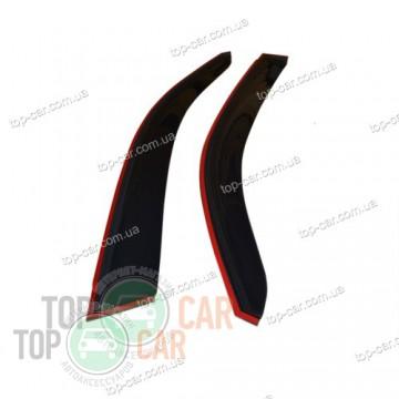Cobra Tuning Ветровики Hyundai Genesis Coupe 2013-