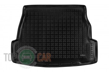 Rezaw-Plast Коврик в багажник Toyota Rav4 2018-