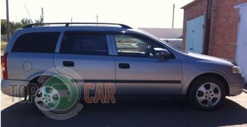 Opel Astra G Wagon 1998-2005