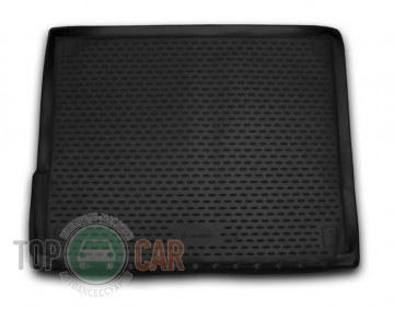 Novline Коврик в багажник VW Touareg 2014-2018 (2-х зонный климат-контроль)