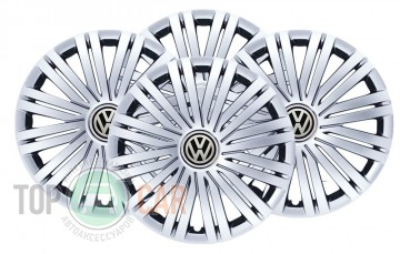 SKS с логотипом Колпаки R17 (модель 502) Volkswagen