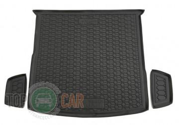 Avto Gumm Полиуретановый коврик багажника VW Tiguan Allspace 2018- 5мест