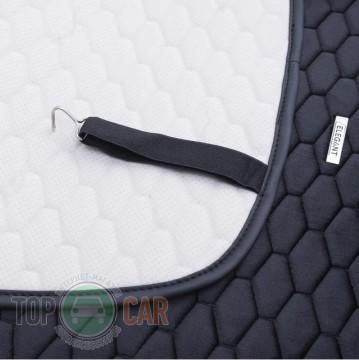Elegant Универсальные накидки на сидения Palermo черный