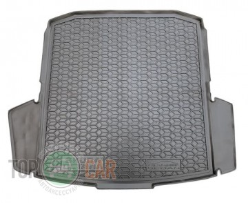Avto Gumm Коврик багажника Octavia A8 2020- (лифтбэк)