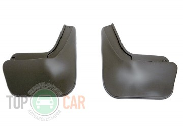 Nor-Plast Брызговики Renault Sandero Stepway 2013-2020 задние
