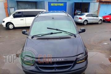 Мухобойка на Chrysler Voyager III 1995-2001