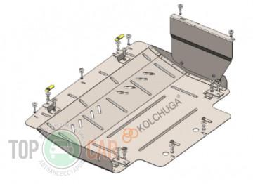 Кольчуга Защита двигателя Chery Tiggo 4 2020-