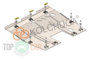 Кольчуга Защита двигателя Citroen С8 2002-2012