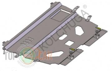 Кольчуга Защита двигателя Citroen DS4 DS5 2011-