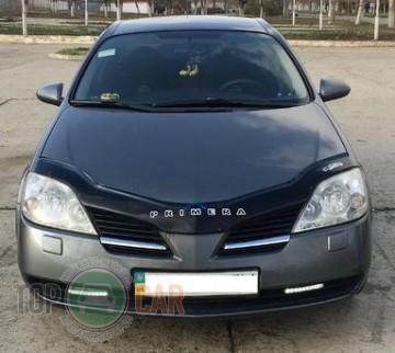 Nissan Primera 2001- (P12)