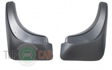 Nor-Plast Брызговики Volkswagen Touareg R-Line 2010- задние
